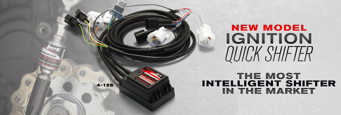 Ignition Quick Shifter - Power Commander III USB - Power Commander