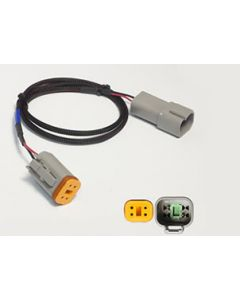 Auto/Target-Tune Power Lead Extension for 2008-2016 V-Rod